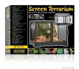 Exo Terra Metal Screen Terrarium 45x45x45
