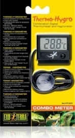 Exo Terra Combometer Digital Thermo-&Hygrometer
