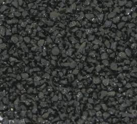 Zand zwart 10 kg