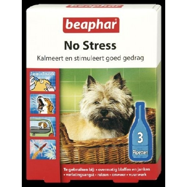 Beaphar no stress hond 3 pipetten