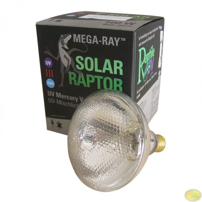 SolarRaptor-Mixed light with internal ballast 230V 160W UVB