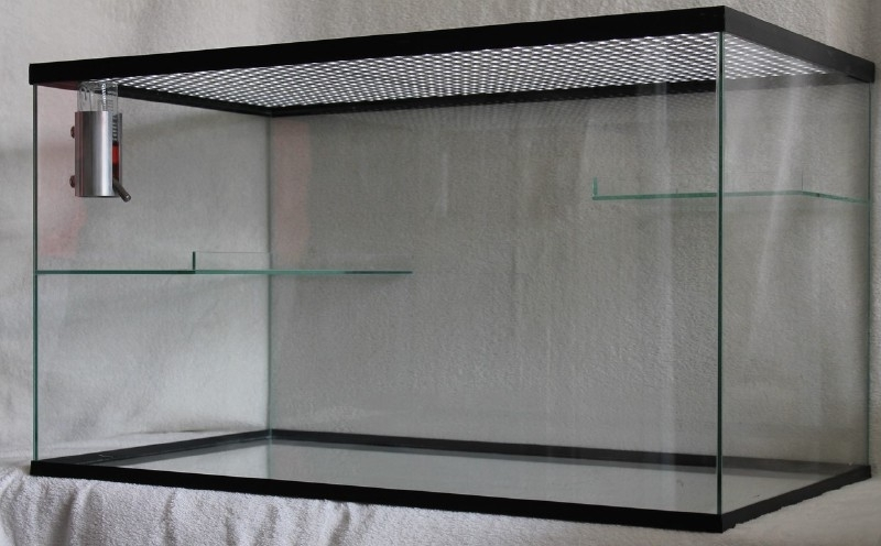 Knaagdier aquarium 80x40x40