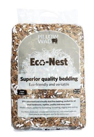 Eco-nest merkloos 3.2 kg