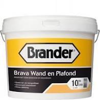 Brava wand & Plafond 10ltr