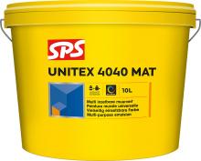 SPS Unitex 4040 Mat bi./bui. 10ltr