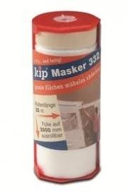 Kip 335 dispenser PVC rood 20cm