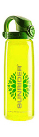 "Bidon - Green 700ml ""Love Share Lead"" Green/700 ml"