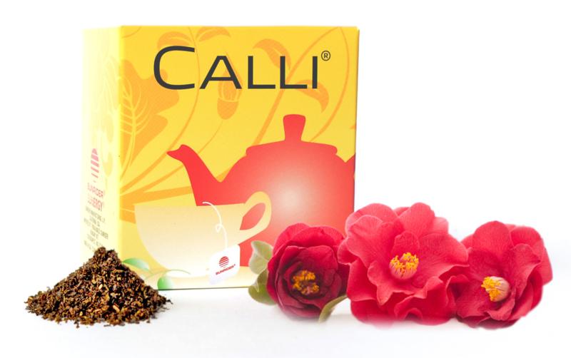 Opwekkende Calli® thee 60 stuks