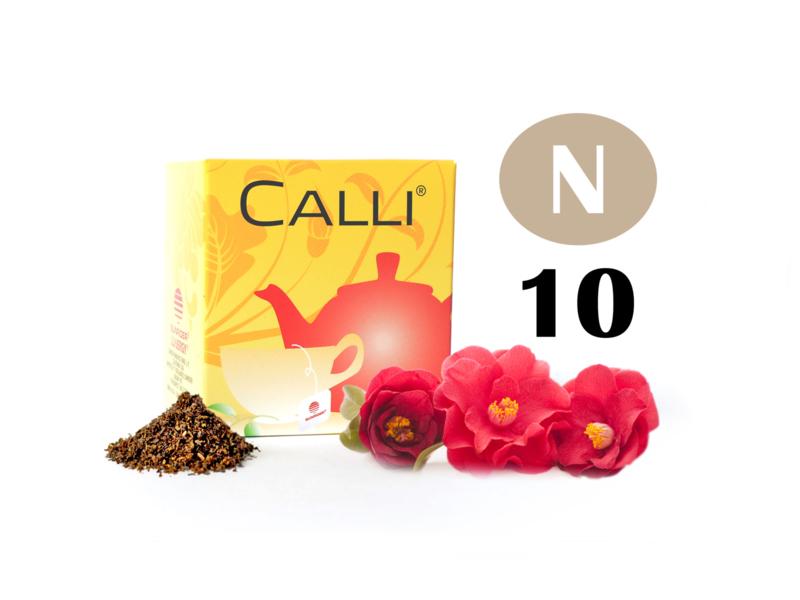 Calli® Nacht thee voor een goede nachtrust 10 zakjes