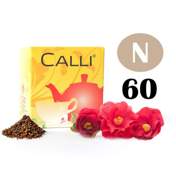 Calli® Nacht thee 60 zakjes voor een goede nachtrust