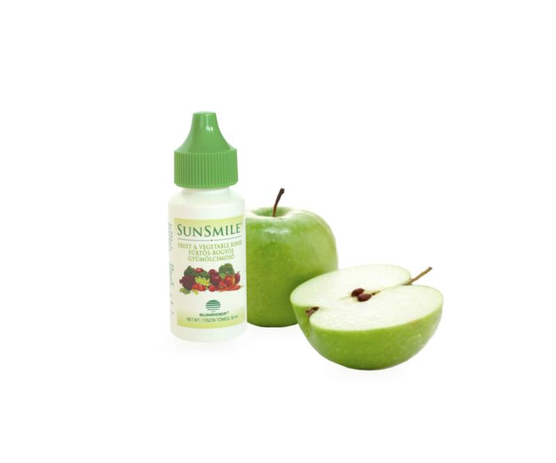 Sunsmile schone Groente & Fruit spoeling