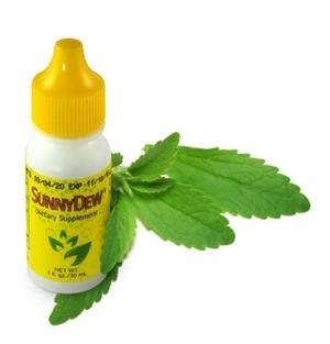 SunnyDew® de beste Stevia in Nederland!