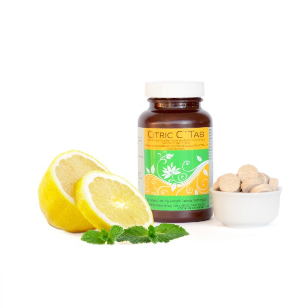 Citric C™ Tab Vitamine C 'Extra sterk'