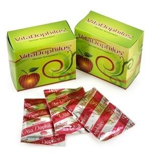 Vitadophilus® voor een uitgebalanceerde darmflora