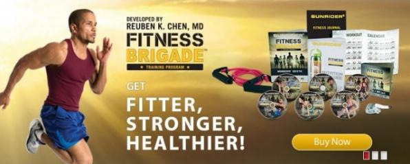 Fitness Brigade | Mijn Balans