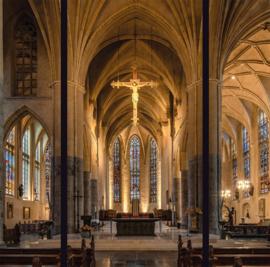 Drieluik Kathedraal Roermond
