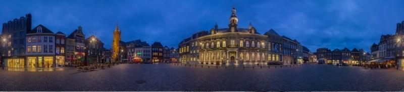 Panoramafoto 360 Markt Roermond