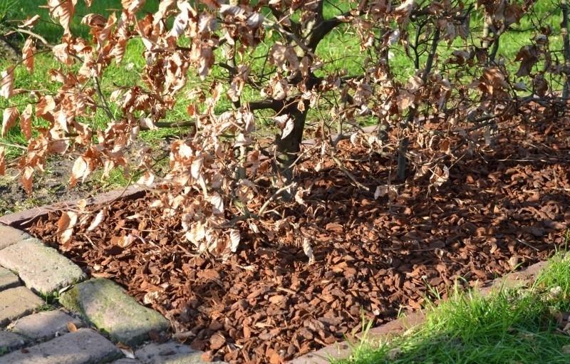 Franse boomschors fijn 1000 Liter afgehaald