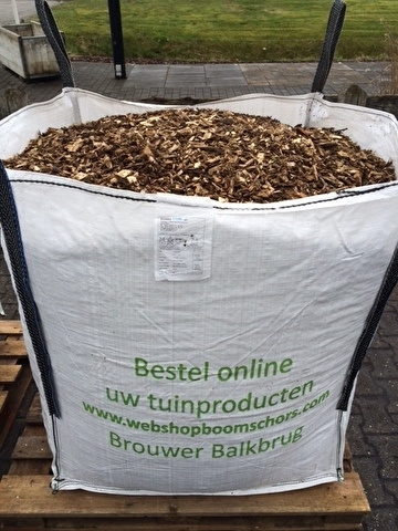 Houtsnippers 2250 Liter Big Bag