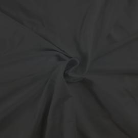 Boordstof zwart BIO 050