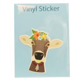 Vinyl sticker Koe