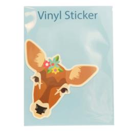 Vinyl sticker Hert