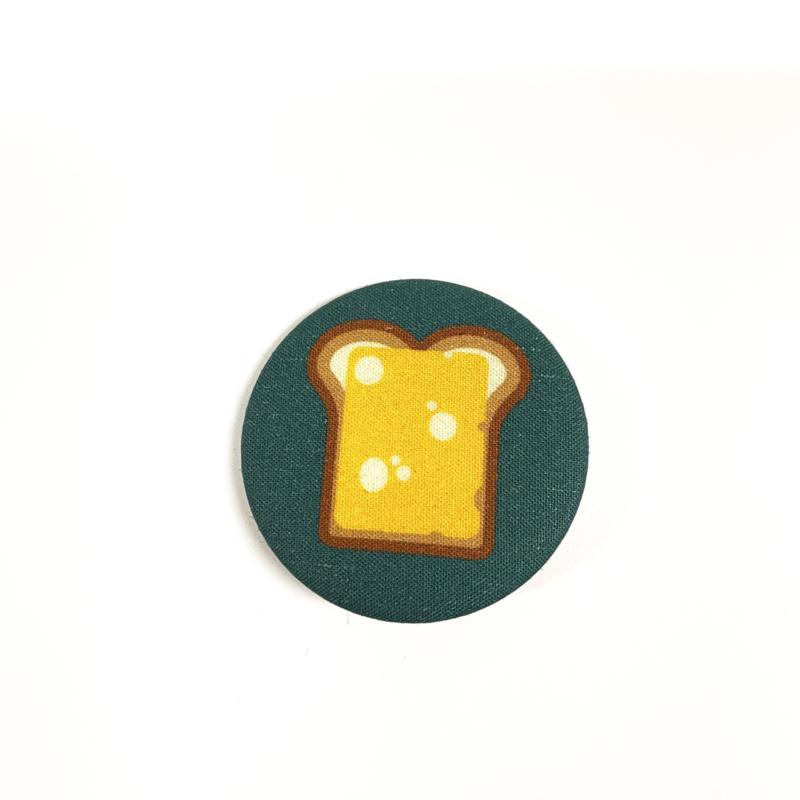 Button Boterham met kaas
