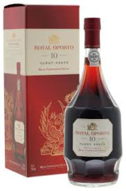 Royal Oporto 10 years old tawny (in luxe doos)