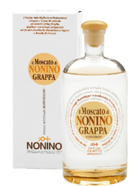 Nonino, Grappa Moscato in Giftpack