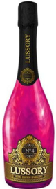 LUSSORY PEARL EDITION SPARKLING NO 4 AARDBEI75 cl