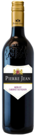 Pierre Jean Merlot/Cabernet.