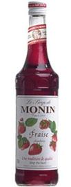 MONIN FRAISE SIROOP 70 cl