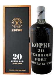 Kopke 20 Year Old Port in luxe kist