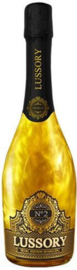 LUSSORY PEARL EDITION SPARKLING NO 2 PERZIK75 cl