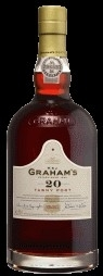Graham's 20 Year Old Tawny Port (verpakt in tube) Portugal, Porto, Vinhos do Porto