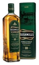 Bushmills 10 year malt