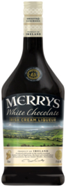 MERRY'S WHITE CHOCOLATE IRISH CREAM 70CL