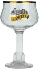 Kasteelbier glas 25 cl