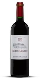 Château Savariaud AC. Bordeaux Supérieur.