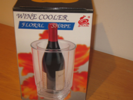 Acryl Wijn koeler.