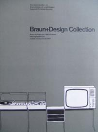 Braun+Design Collection. Braun Produkte von 1955 bis heute (1990)