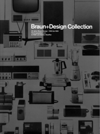 Braun+Design Collection: 40 Jahre Braun Design, 1955 bis 1995 (1995)
