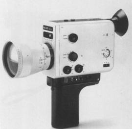 Braun Nizo 801 macro (1976)