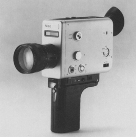 Braun Nizo S 480 (1970)
