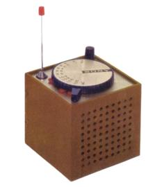 Sony 9F-42W (1969)