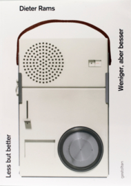 Dieter Rams. Less But Better (2014)