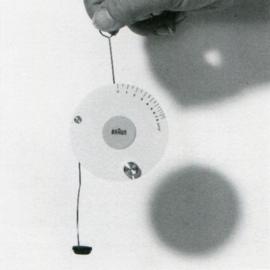 Braun Tonarmwaage (1962)