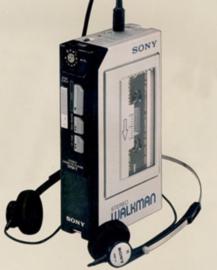 Sony WM-1 (1982)