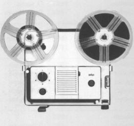 Braun FP 3 S (1966)