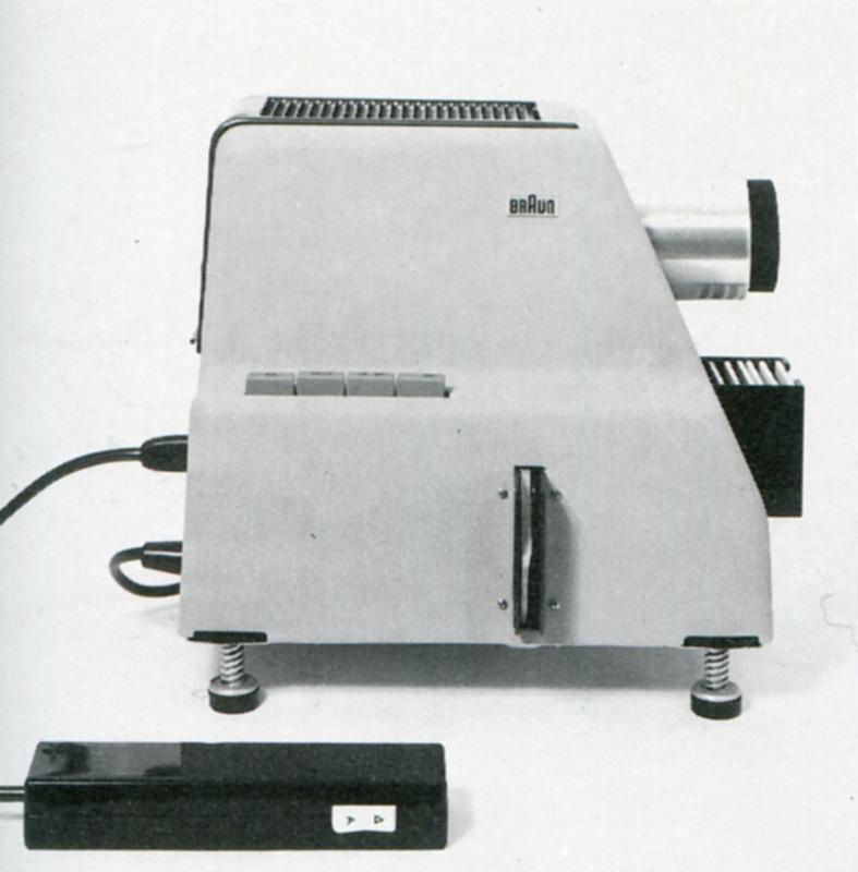 Braun PA 2 (1957)